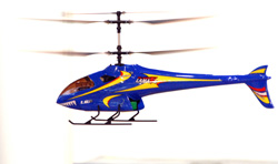 elektro-helikopter