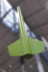modellbau-rakete